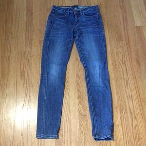 Madewell Dark Wash Skinny Skinny Jean